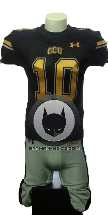 Gotham City University Jersey