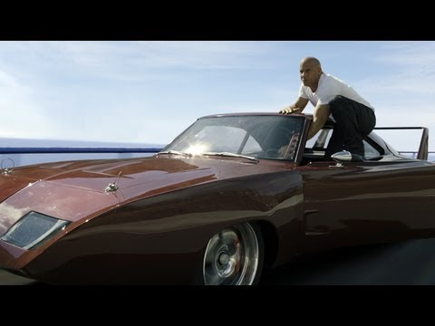Fast and Furious 6 Blu-ray, DVD Release Date and Details Revealed