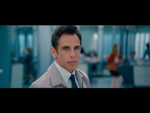 New Secret Life of Walter Mitty Trailer Debuts