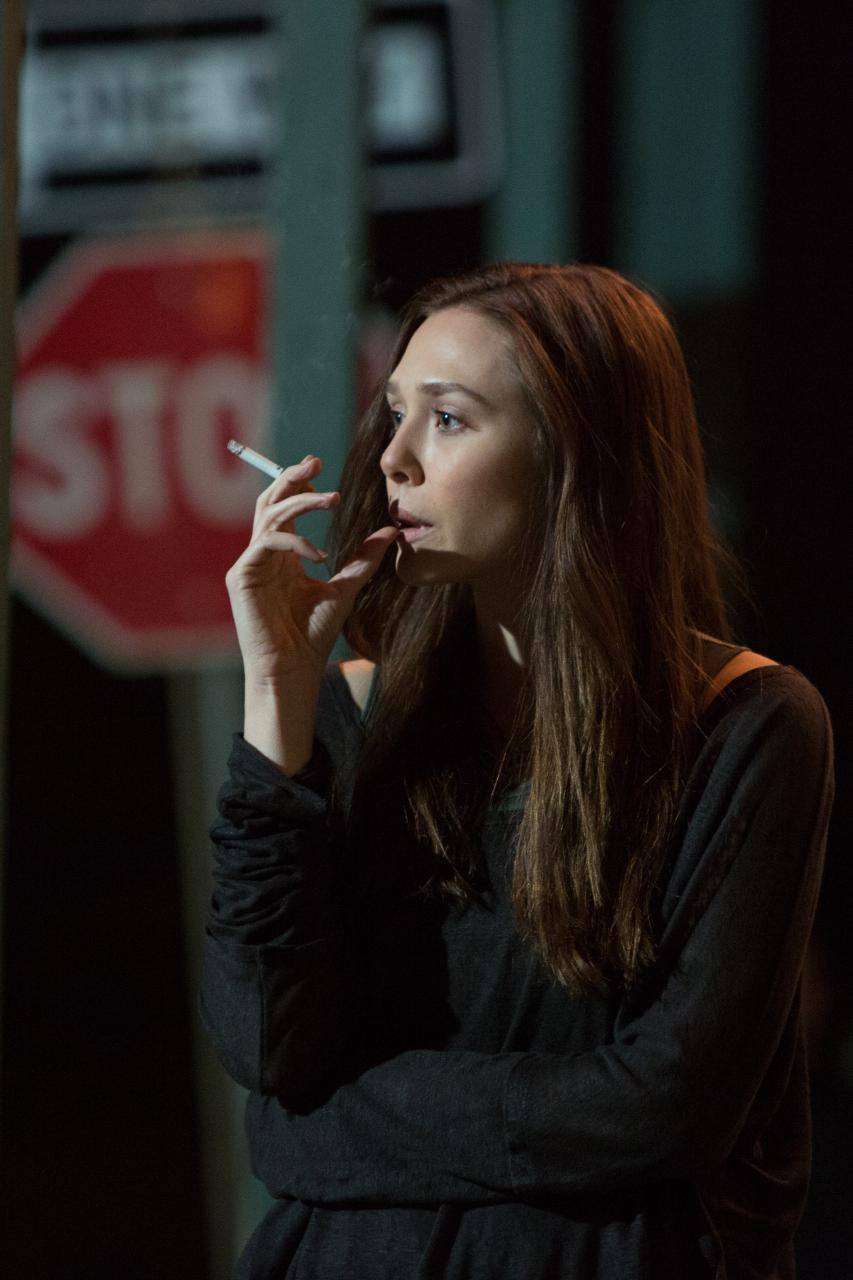 Elizabeth Olsen Oldboy