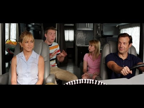 We're the Millers Rollin Onto Blu-ray & DVD