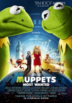 International Poster for Muppets Most Wanted