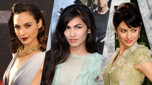 Three Actresses Test for Female Role in Batman vs. Superman