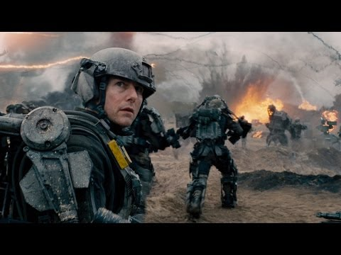 Edge of Tomorrow (2014...