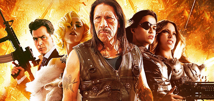 Machete Kills Blu-ray, DVD Release Date, Bonus Features and Artwork