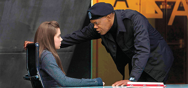 Trailer and Poster for Barely Lethal, Starring Hailee Steinfeld, Samuel L. Jackson
