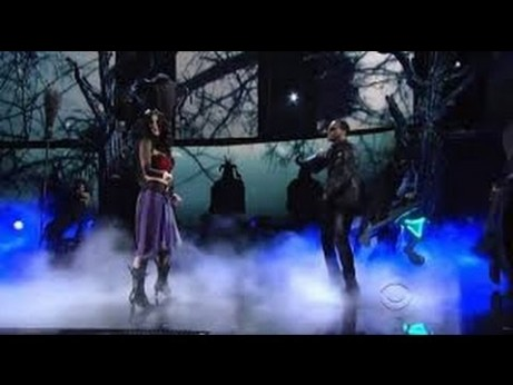 Grammys 2014: Katy Perry 'Dark Horse' Performance Featuring Juicy J