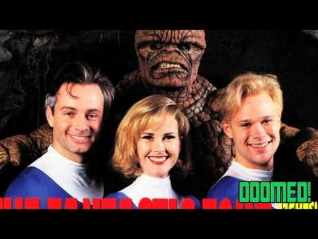 Trailer for Doomed: The Untold Story of Roger Corman's The Fantastic Four