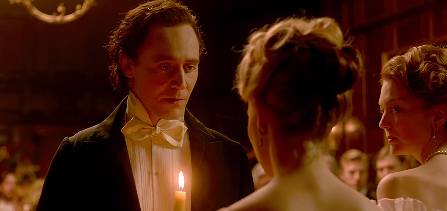 Trailer & Poster for Guillermo del Toro's Crimson Peak