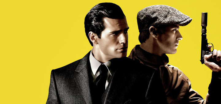 First Trailer and Poster for The Man From U.N.C.L.E.