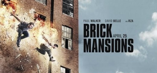 Video thumbnail for youtube video Trailer and Poster for 'Brick Mansions' Starring Paul Walker