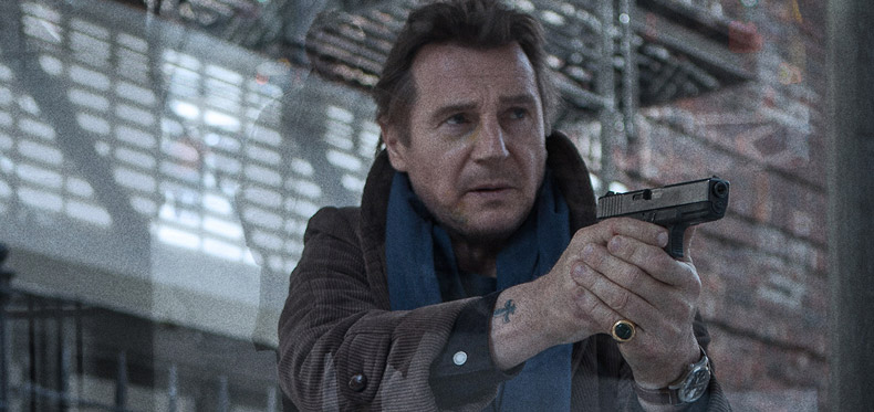 Liam Neeson Stars in A Walk Among the Tombstones Trailer and Poster