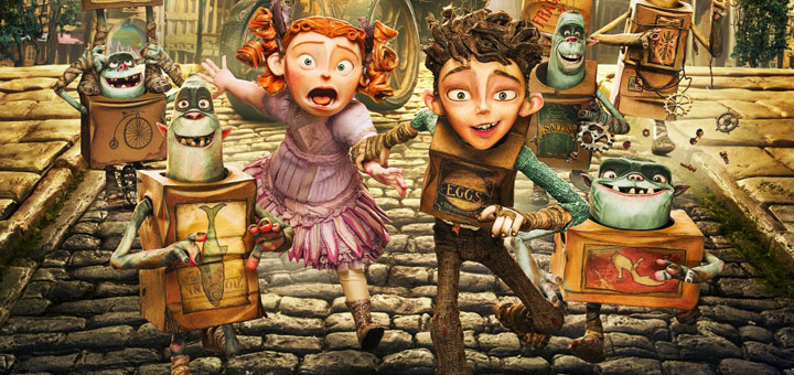 Watch the Trailer for The Boxtrolls