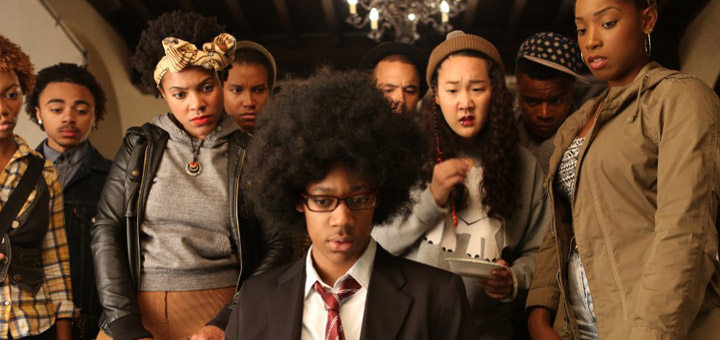 Watch the Red Band Trailer for 'Dear White People'