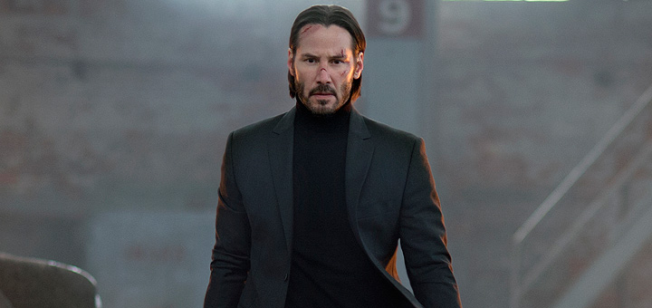John Wick Trailer: Keanu Reeves is Back in Action