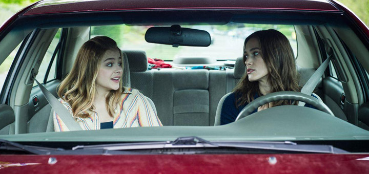 Trailer for Laggies, Starring Keira Knightley and Chloe Moretz