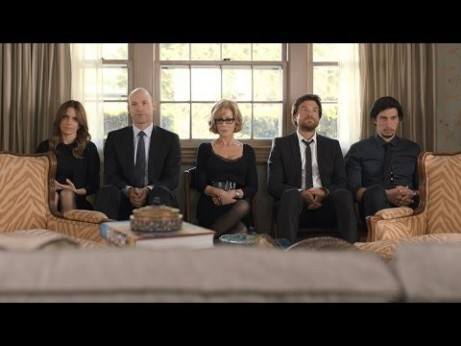This Is Where I Leave You Trailer, Starring Jason Bateman and Tina Fey
