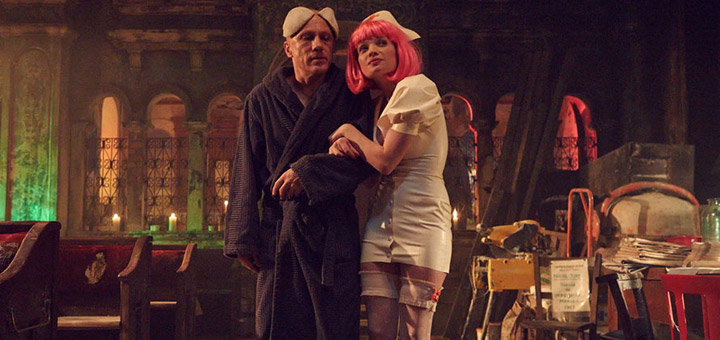 The Zero Theorem (2014) Movie Trailer, Release Date, Cast ...