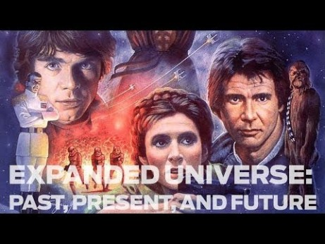 Lucasfilm Announces Future Star Wars Expanded Universe