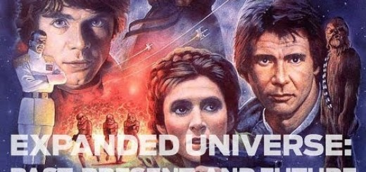 Video thumbnail for youtube video Lucasfilm Announces Future Star Wars Expanded Universe