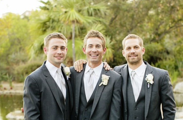 Paul, Caleb and Cody Walker Photo