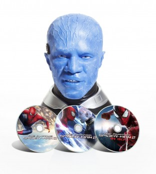 The Amazing Spider-Man 2 Blu-ray Available for Pre-order