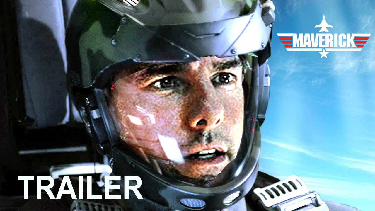 Top Gun 2: Maverick Trailer (Fan Trailer)