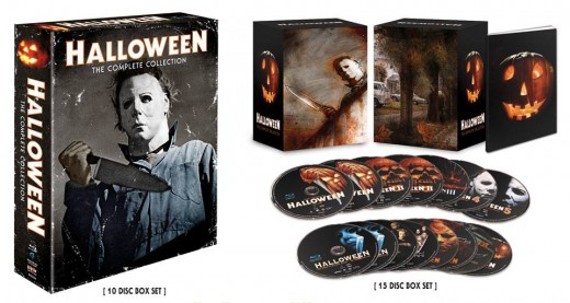 Halloween: The Complete Collection Coming to Blu-ray