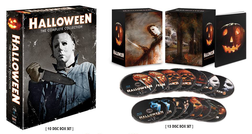 halloween the complete collection coming to bluray