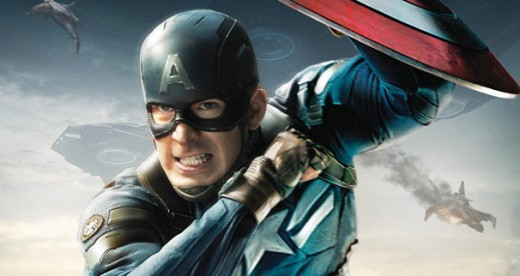 Captain America: The Winter Soldier Blu-ray and DVD Details