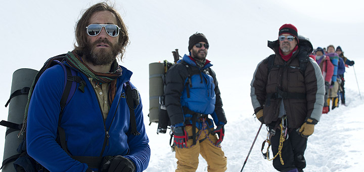 Everest Trailer and Posters Released