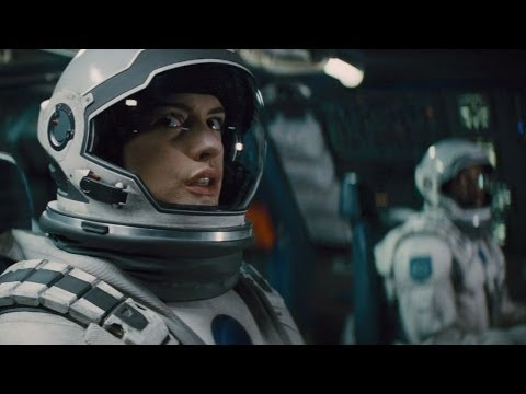 Christopher Nolan's Interstellar Trailer and Poster Debut