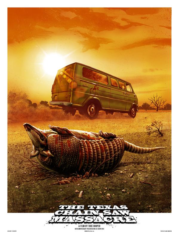 The Texas Chain Saw Massacre (40th Anniversary)