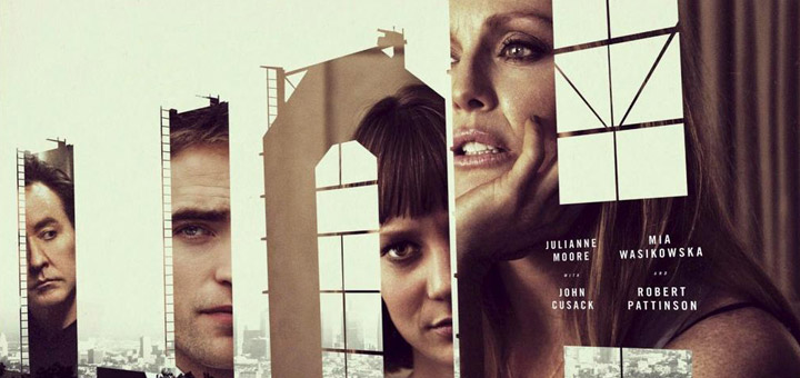 Domestic Trailer and Poster for David Cronenberg's Maps To The Stars