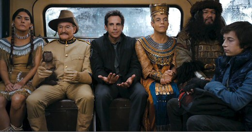 Night at the Museum 3 Trailer and Poster Come to Life