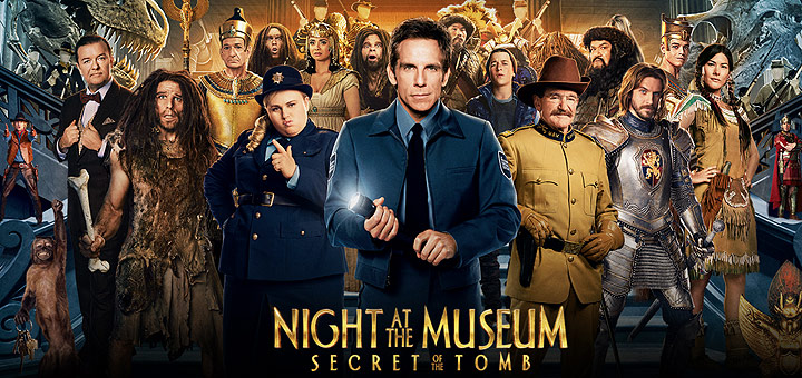Night at the Museum 3 (2014) Movie Trailer, Release Date ...