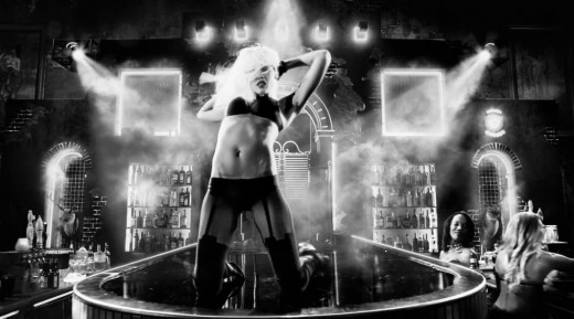Sin City 2 Red Band Trailer: Jessica Alba Strips and Seeks Revenge