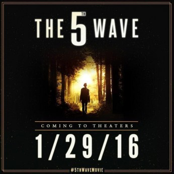 The 5th Wave Set for Winter 2016, Starring Chloe Grace Moretz