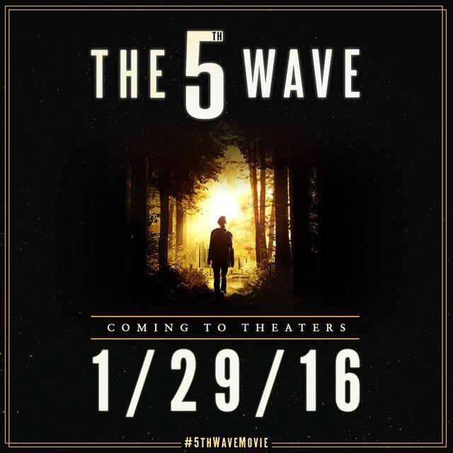 The 5th Wave Set for Winter 2016, Starring Chloe Grace Moretz