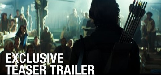 Video thumbnail for youtube video The Hunger Games: Mockingjay - Part 1 - Official Teaser Trailer