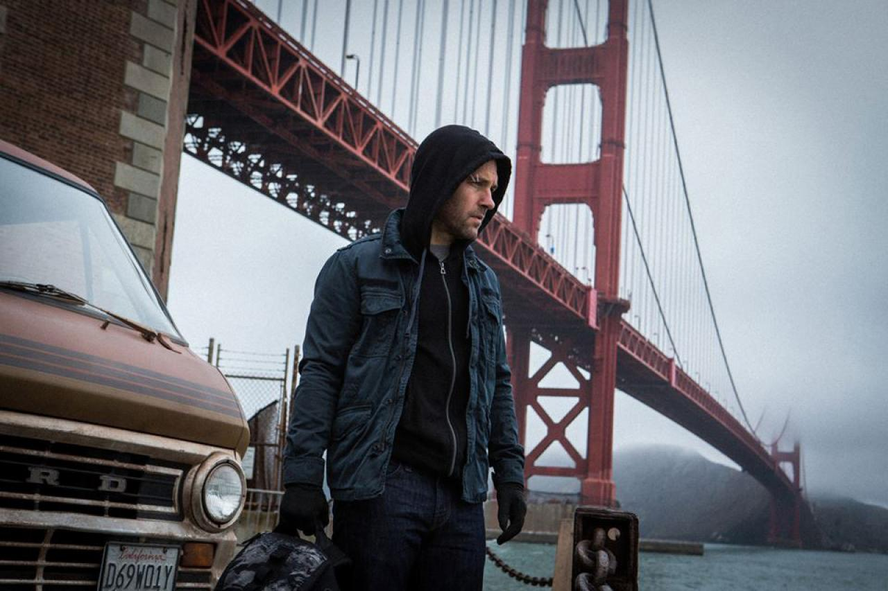 First Official Photo from Marvel's Ant-Man