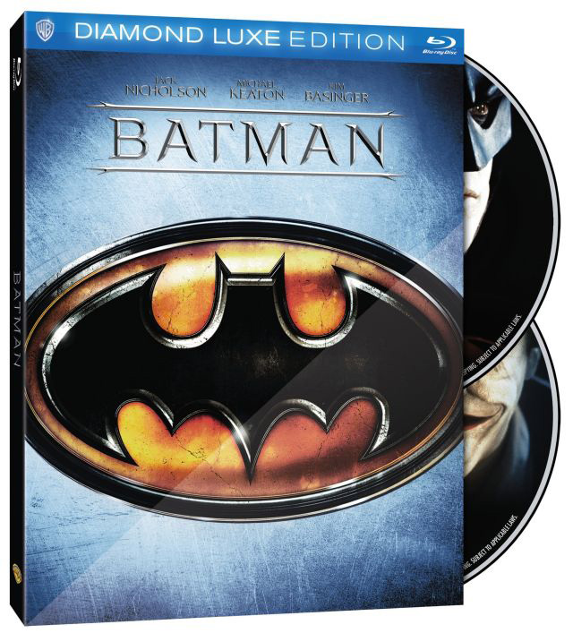 Batman 25th Anniversary Two-Disc Edition Blu-ray