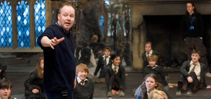Harry Potter Director to Helm J.K. Rowling's 'Fantastic Beasts'