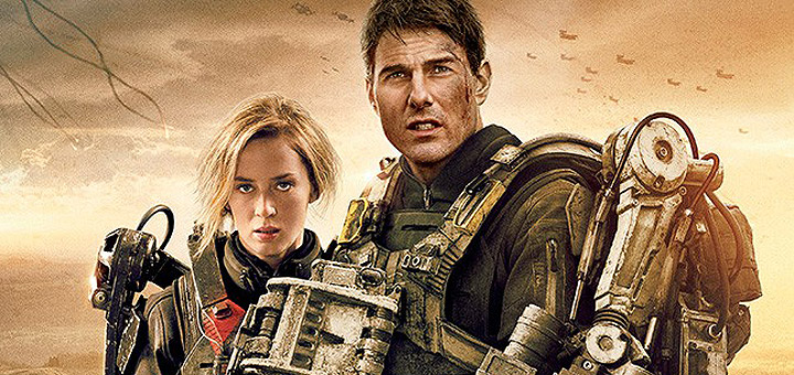 Edge of Tomorrow Will Live Again on Blu-ray and DVD