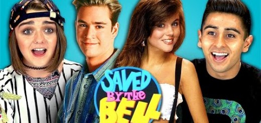 Video thumbnail for youtube video I Feel Old: Today's Teens React To 'Saved by the Bell' - Movienewz.com