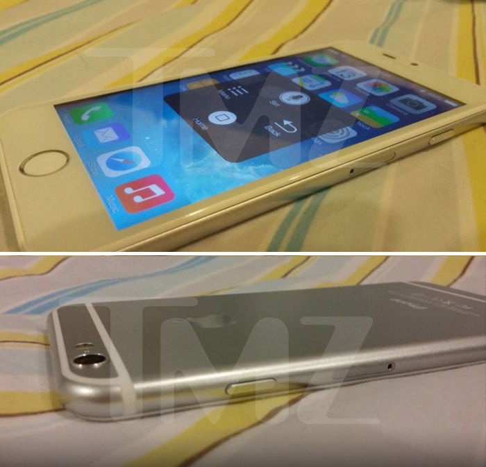 iPhone 6 Leaked Photos