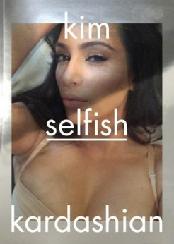 Kim Kardashian is Getting Her Own Selfie Book