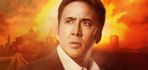 Left Behind Nicolas Cage