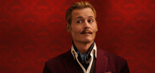 Mortdecai Trailer: Johnny Depp is a Moustached Aristocrat