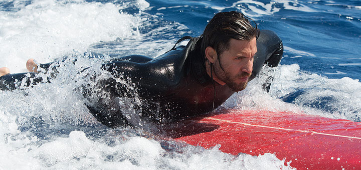 First Photos From the Point Break Remake